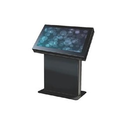 Single Touch Education Kiosk