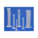 Measuring Cylinder Hexagonal Base PP