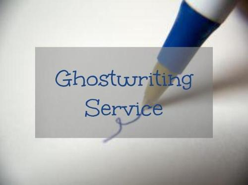 academic ghostwriting services
