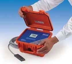 Mantaray Portable Area Velocity Flow Meter