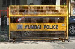 Metal Police Barricades
