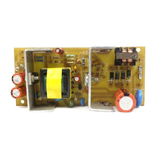 Smps Circuit Diagram | Ro Smps Circuit Electronics Circuit Manufacturer From New Delhi