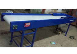 Transparent Inspection Belt Conveyor