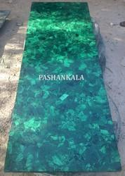 Natural Malachite Table Top