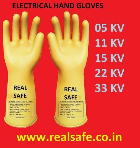Electrical Protection Electrical Hand Gloves