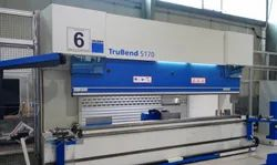 Used Second Hand Trumpf Press Brakes