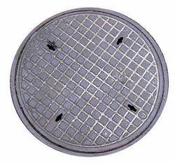 Ductile Iron Round  Manhole Covers
