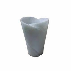 FV-104 Marble Flower Vase