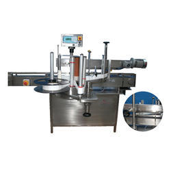 Front Side Labeling Machines