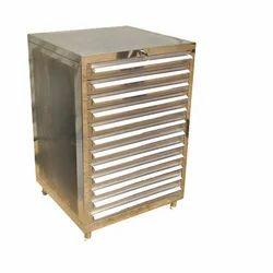 Dies & Punches Storage Cabinet