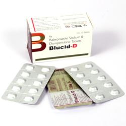 Rabeprazole Sodium & Domperidone Tablets