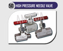 High Pressure Needle Valve