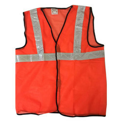 Safety Reflective Jacket (Tape 2 Inch)