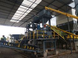 Batching Mixing System