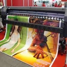 Digital Solvent Flex Banner Printing Service