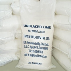 Unslaked Lime