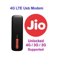 Reliance Jio 4G Data Card