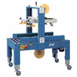 Semi Automatic Carton Taping Machine