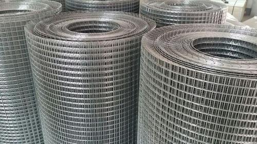 SS Welded Wire Mesh - Stainless Steel Welded Wire Mesh Manufacturer ...