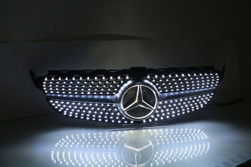Led Front Grill Mercedes Benz C Class W205 Front Grill
