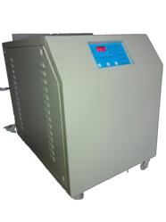 Power Control Devices Oil Cooled Voltage Stabilizer 600