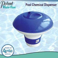 Swimming Pool Chemical Dispenser