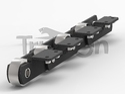 Industrial Slat Conveyor Chain