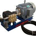 Pump for Hydro Testing