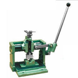 Roll Marking Machine Manually Operated