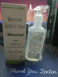 Mannitol 10mg & Glycerine 100mg