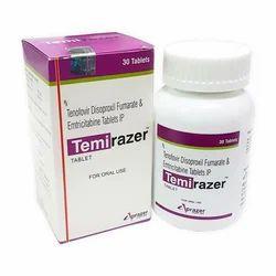 Tenofovir Disoproxi Fumarate & Emtricitabine