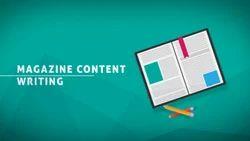 Magazine Writing Services