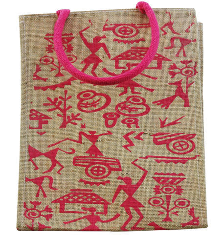 Jute Bags Jute Lunch Bags Manufacturer From Chennai