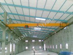 Single Girder EOT Crane 2t. Cap. Span 12 mtr