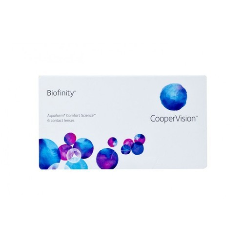 55ac11fdc6aa Cooper Vision Contact Lens - Cooper Vision Biofinity 6 Lens Pack ...