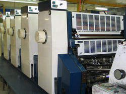 Automatic Used Offset Printing Press