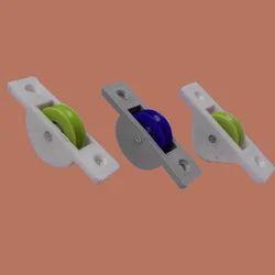 Double Bearing Regular Series Window Rollers