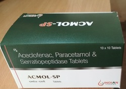 Acmol-SP Tablet