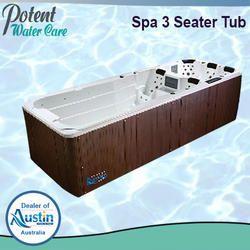 Spa 3 Seater Tub