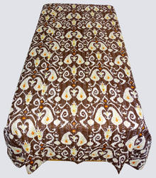 Kantha Paisley Single Bed Cover