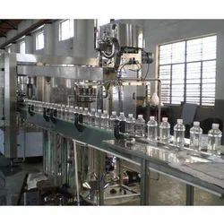 120 BPM Water Bottling Plant