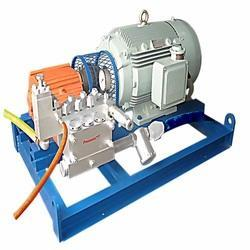 Water Blasting Machine