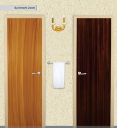 WPC Prelam Doors - UV Coated