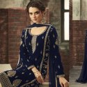 Fashionable Georgette Work Suit