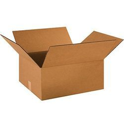 Plain Corrugated Box 18 x 12 x 8 (5 ply)