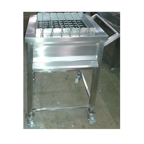 Commercial Kitchen Equipment - Stainless Steel Barbecue Grill ...