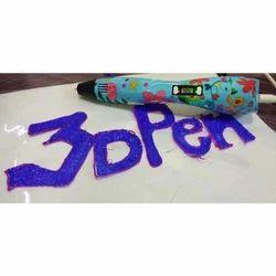 Multi Colored 3D Printing Pen