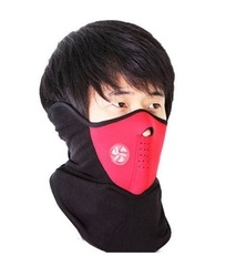 Red Bike Mask