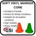 Soft Vinyl Marker Cone