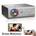 Egate K9 Miracast / Multiscreen LED 720p 2400 Lumens HD Projector
